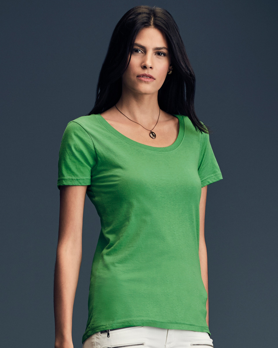 Anvil Ladies Sheer Scoop T-Shirt