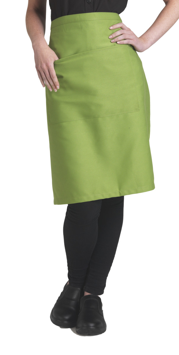 Dennys Multicoloured Pocket Waist Apron