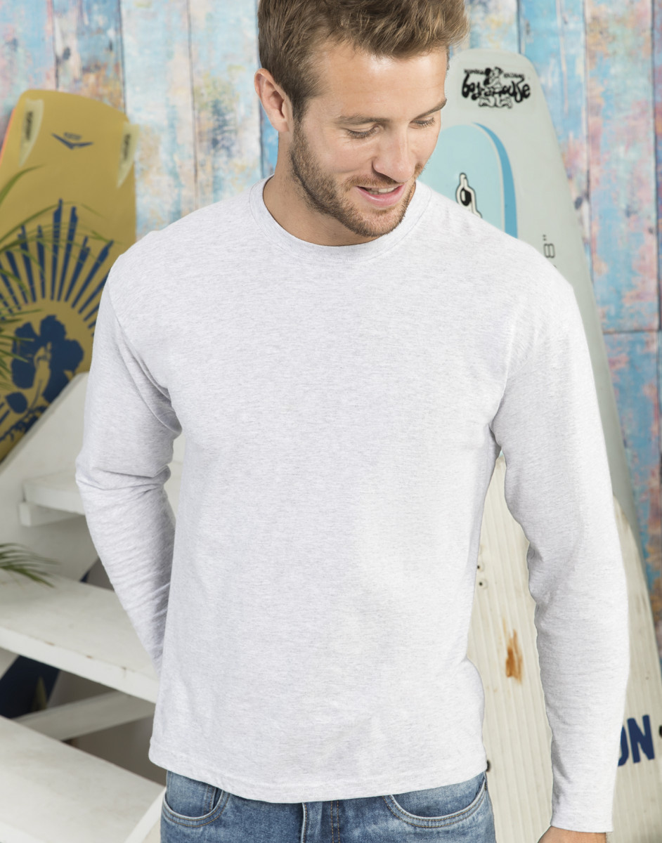 FOTL Mens Original Long Sleeve Tee