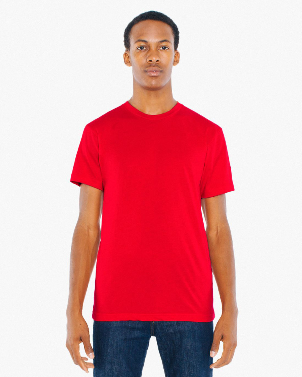 American Apparel Adult Crew Neck Tee