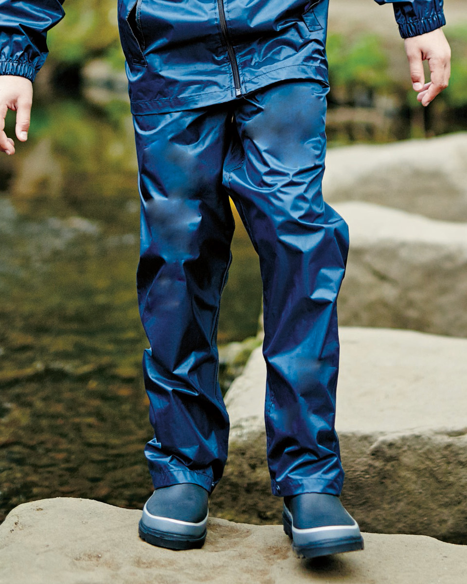 Regatta Junior Pro Stormbreak Trousers