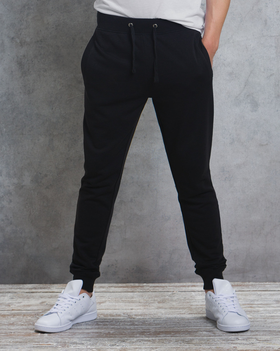 Kustom Kit Mens Slim Fit Sweat Pants