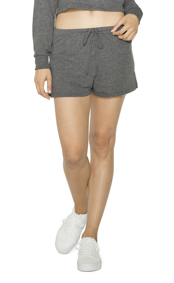 American Apparel Womens Runnng Shorts