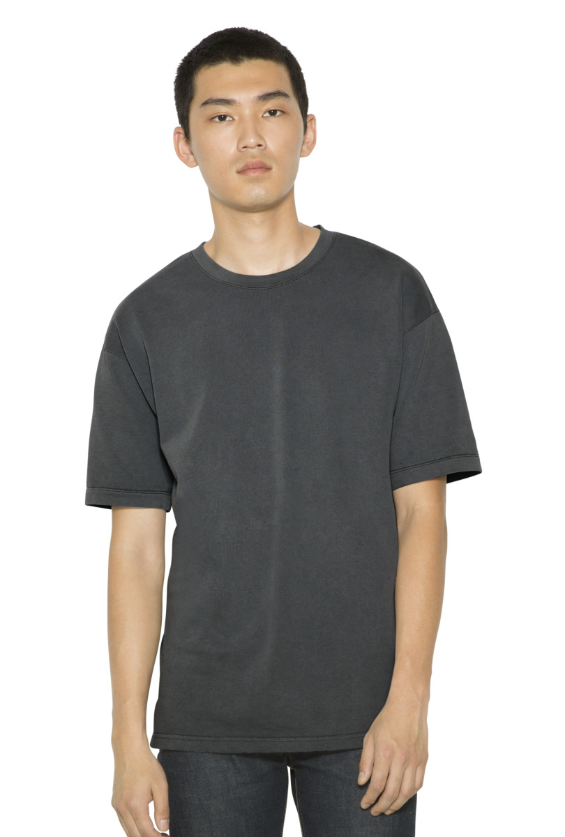 American Apparel Unisex Garment Dyed Tee