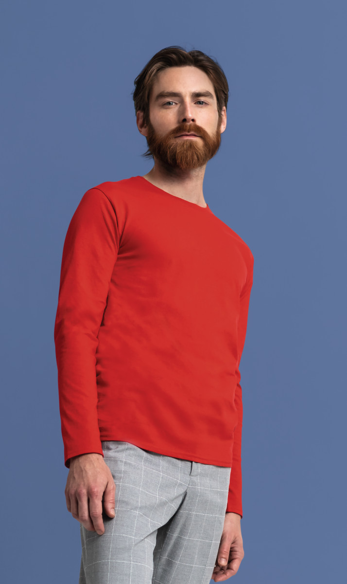 Fruit Of The Loom Iconic 150 L/S T