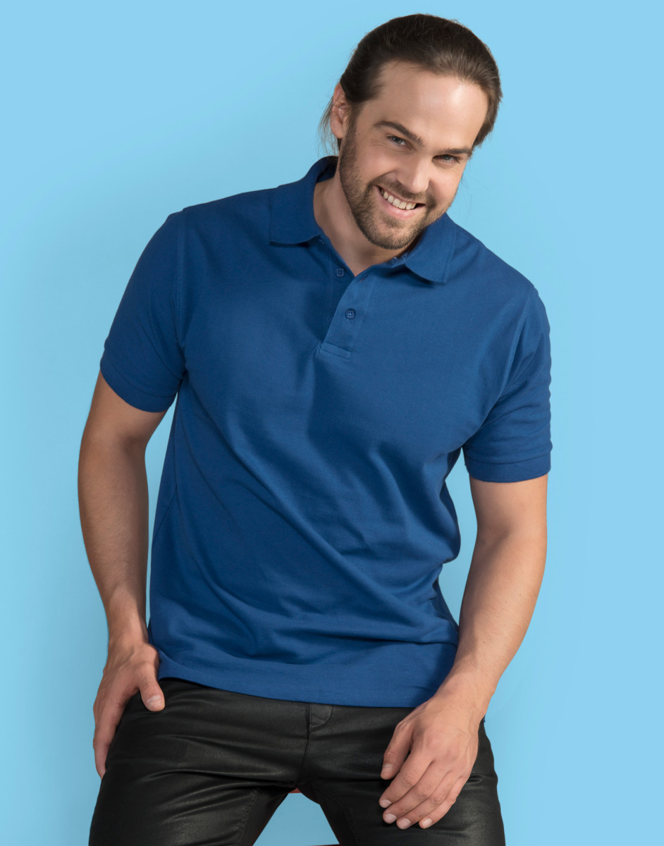Men's Cotton Polo