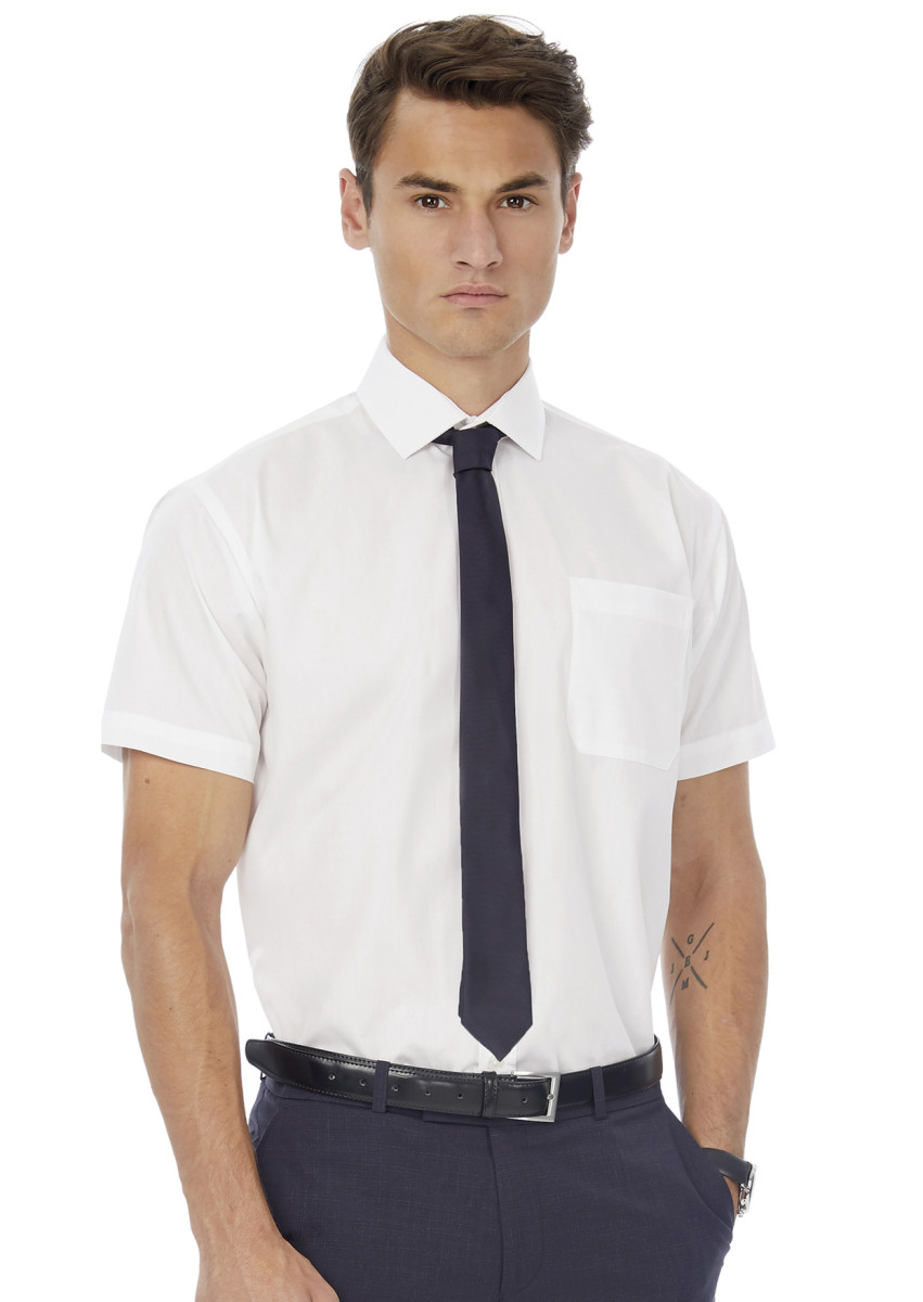 Men's Smart Short Sleeve Shirt