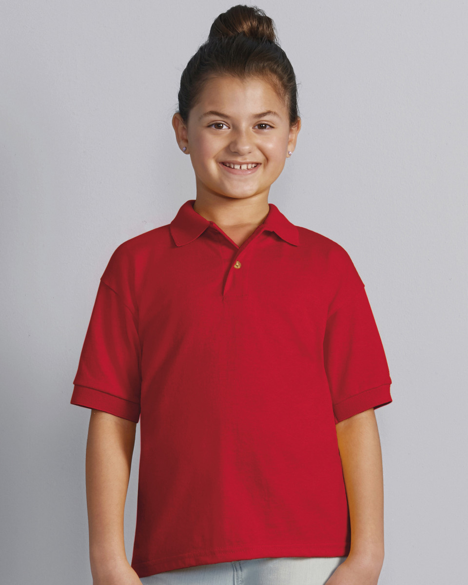 Jerzees Schoolgear Children/'s Classic Polycotton Polo Kids Unisex Top